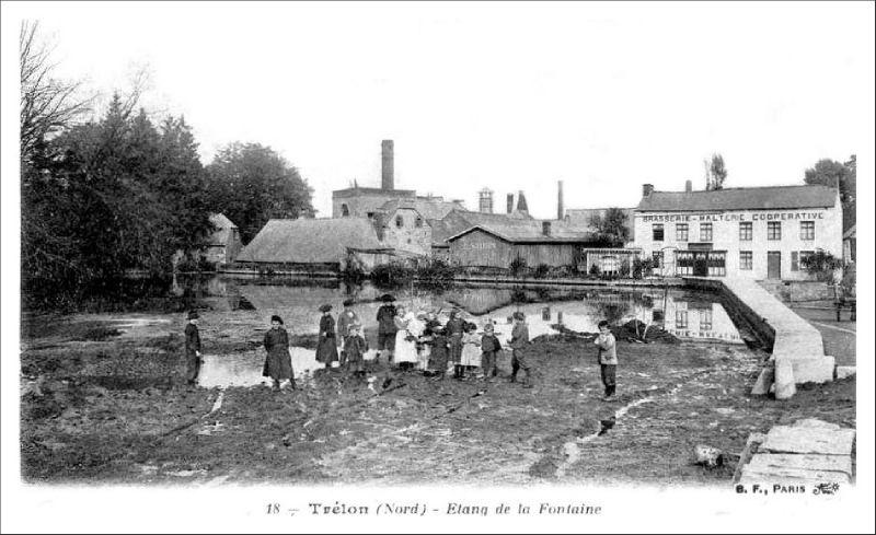 TRELON-Etang de la Fontaine