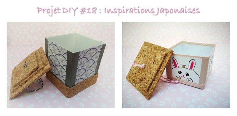 Projet diy 18 inspirations japonaises