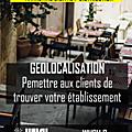 Géolocalisation : facilitez l'accès à votre entreprise