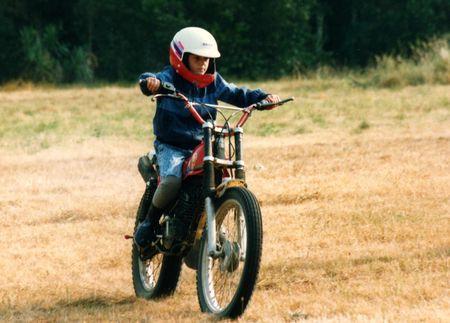1993 Montesa Cota348