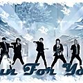 Kat-tun courent pour toi ! ... ... ... [run for you]