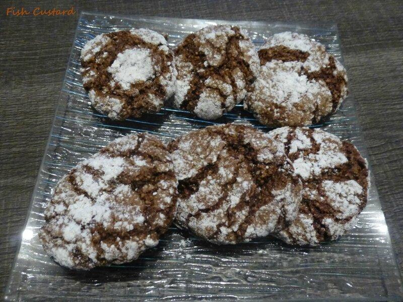 Ghriba au sésame et cacao (5)