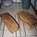 pain complet au son d'avoine