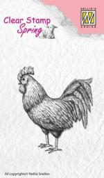 NELLIES CHOICE CLEARSTAMP COQ
