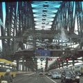 Arrivee a Sydney... passage en van sur l Harbour Bridge, que d emotions!