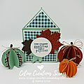Boîte maison collection gather together - tutoriel