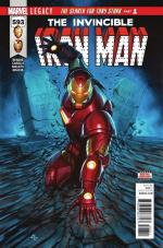 invincible iron man 593