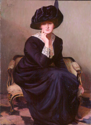 Lilla_Cabot__The_Black_Hat_1914__Currier_Museum_of_Art_Manchester__