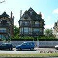 A029-Maisons à colombage à Deauville