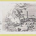 Agrappe catastrophe 1879 - dessin