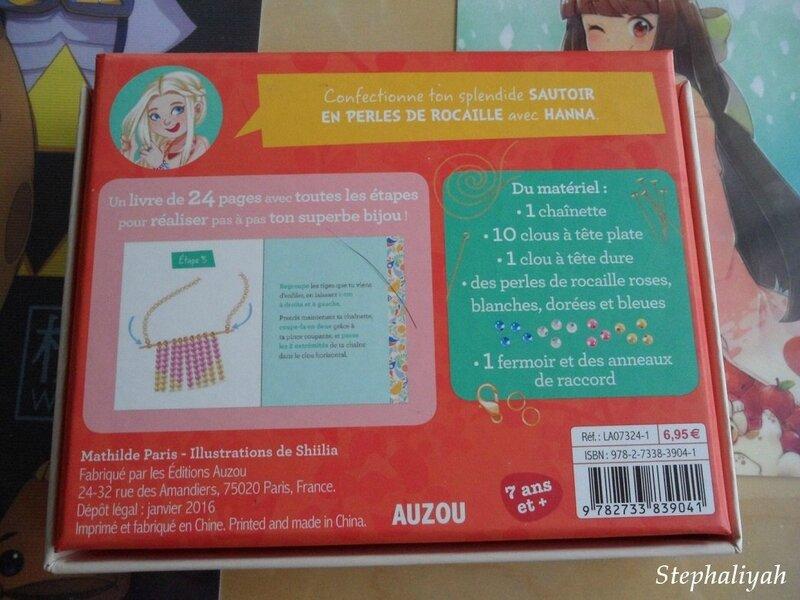 Kit sautoir perles - 2