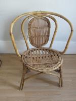 chaise rotin 003