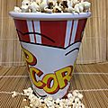 ~ pop-corn ~ version salé et sucré