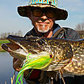 31 mars 2017 pêche brochet - pike fishing