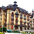 Saint Gervais Mont Blanc.