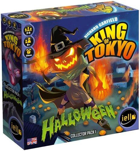 Boutique jeux de société - Pontivy - morbihan - ludis factory - King of tokyo halloween