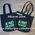The Black Star Tour Product/Pack VIP - Sac exclusif