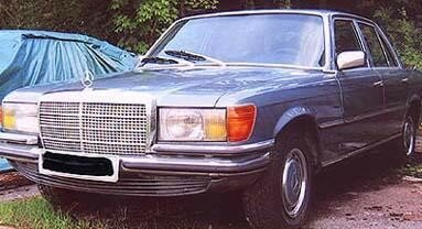 Mercedes - 450 SE Berline - 1976