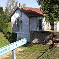 Avril-sur-Loire, ancien café