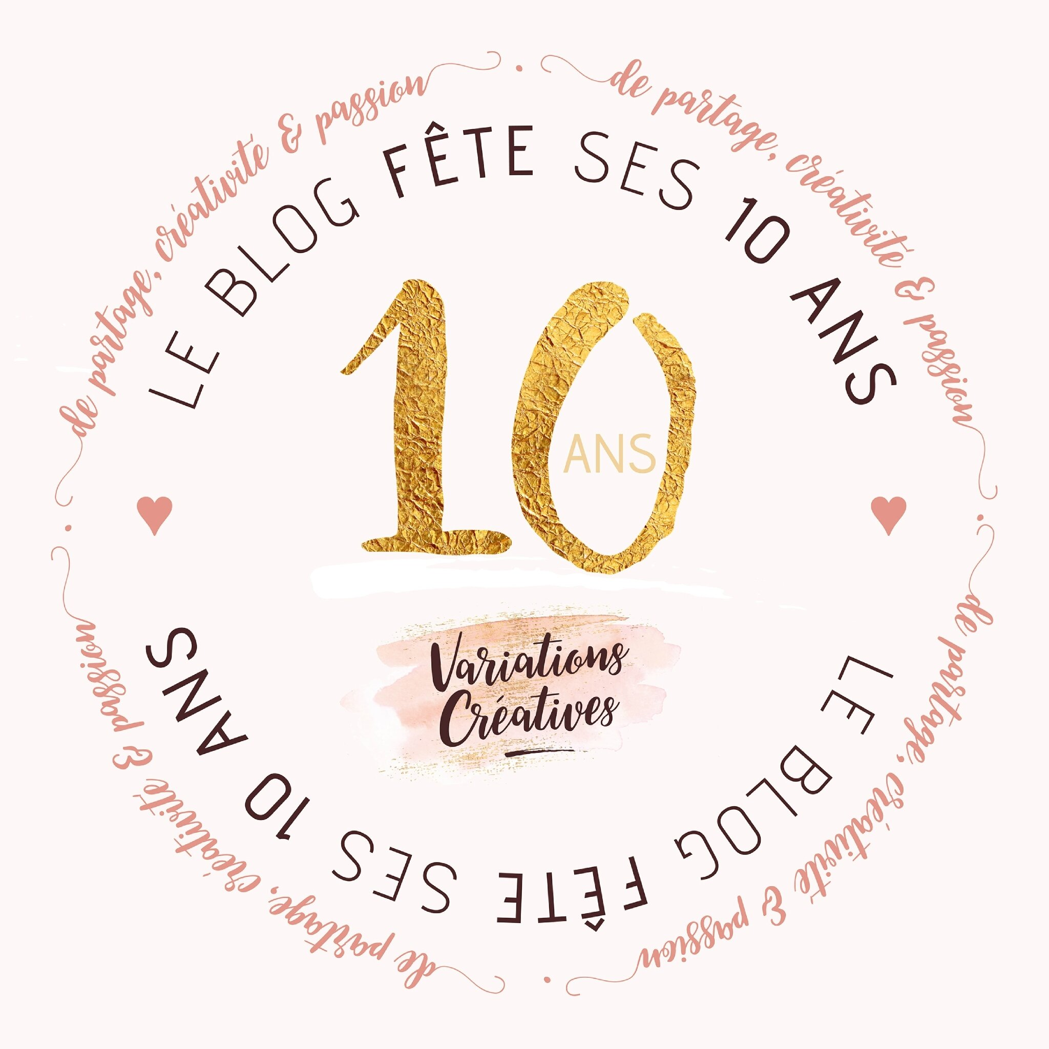 2007-2017 : c'est l'anniversaire du blog !