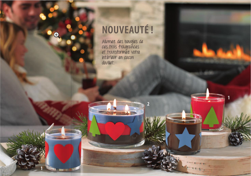 PARTYLITE CANDLES - TRADITIONS AUTHENTIQUES - SUITE 3