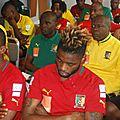 Cameroun, texticules sur la grève des lions