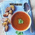 Chorba { soupe algérienne }