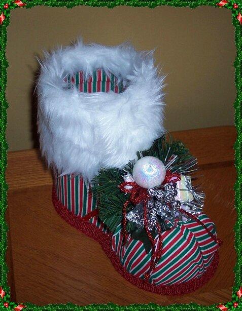 Bottine Noel 1