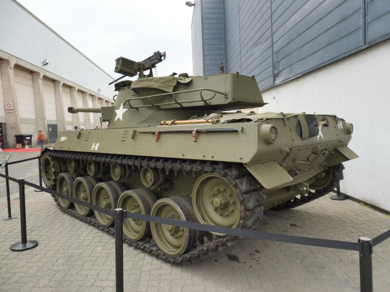 BUICK char lourd M18 Hellcat Strasbourg (2)