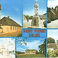 Nos villages du cotentin, saint pierre eglise.
