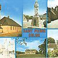 Nos villages du cotentin, saint pierre eglise.