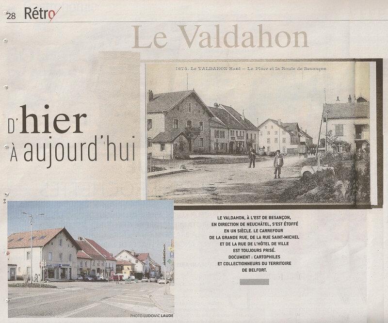 2019_04_21 Hier Aujourd'hui Valdahon Le Mag ER