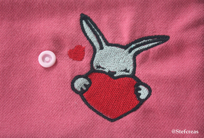Broderie Lapin