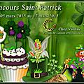 Concours saint-patrick