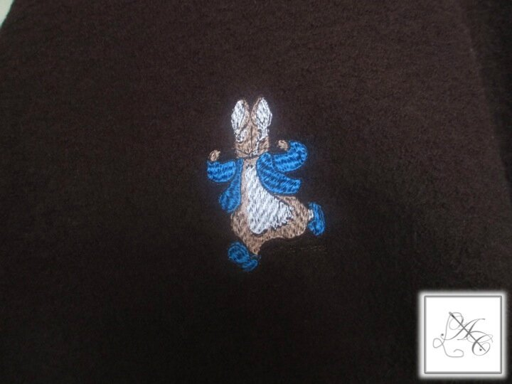 Peter Rabbit n°15 (turquoise)
