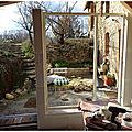 La baie vitrée