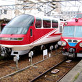 Panorama Car 7000 & Super 1000, Inuyama eki
