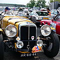 Rally des tulipes 65em 42 2018 n°197 alvis (gb)