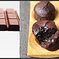 Moelleux chocolat à l'huile d'olive