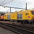 BB 75099 infra, dépôt de Bordeaux