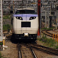 Joyful train 'Irodori' -Beautiful eyes