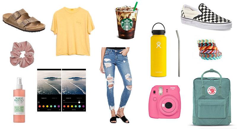vsco-girl-collage
