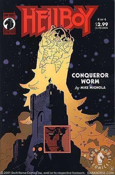 dark horse hellboy conqueror worm 04