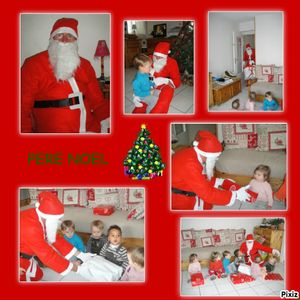 photocollagepere noel
