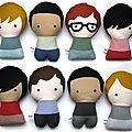 Citizens collectible - poupées personnalisables