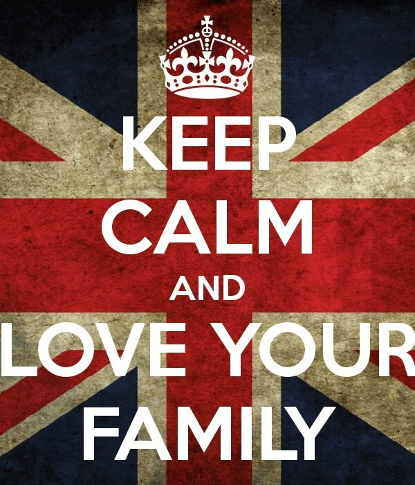 keep-calm-and-love-your-family-