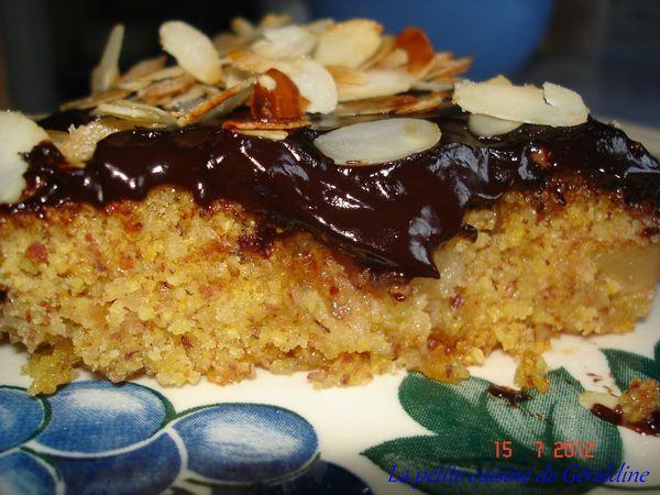 gâteau poires 014