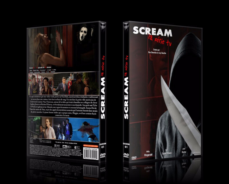 Scream serie tv fredo 38 custom saison01