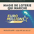Magie pour gagner a la loterie qui fonctionne | mega jackpot euromillions