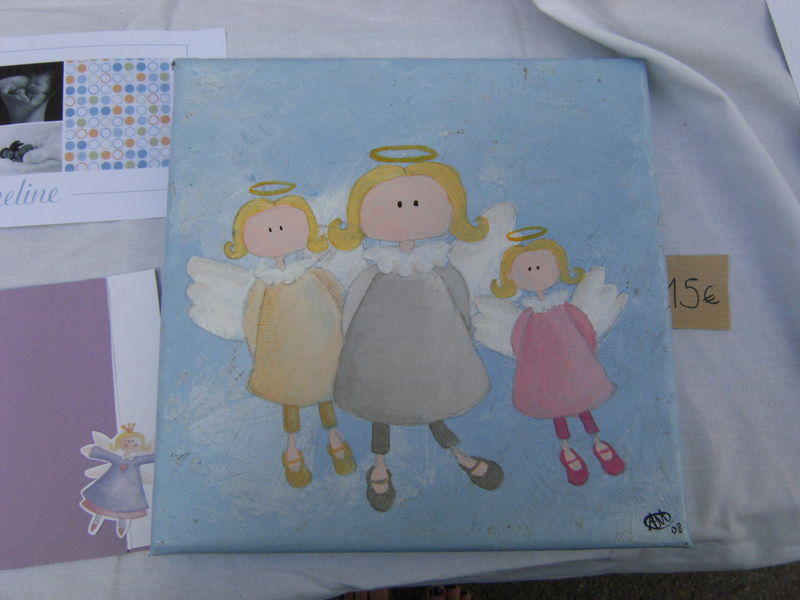 3 anges - 30 €